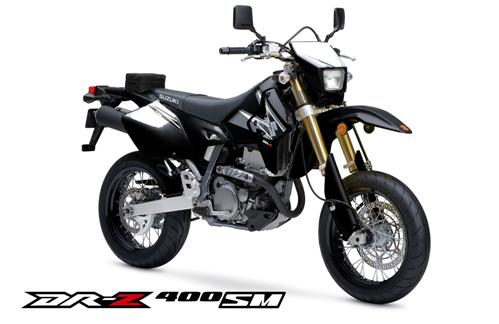 2006 Suzuki DR-Z400SM | Top Speed