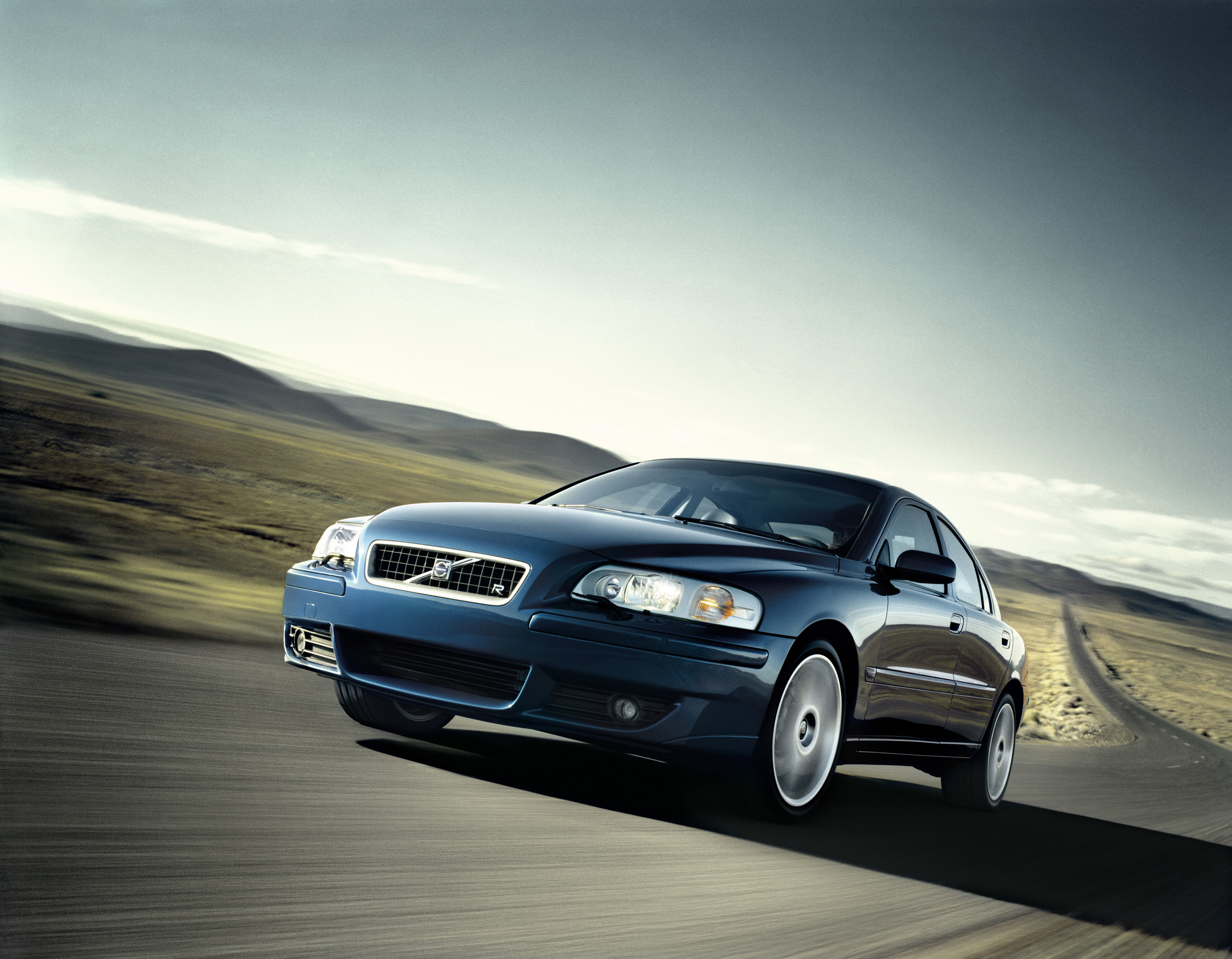2006 Volvo V70 R | Top Speed