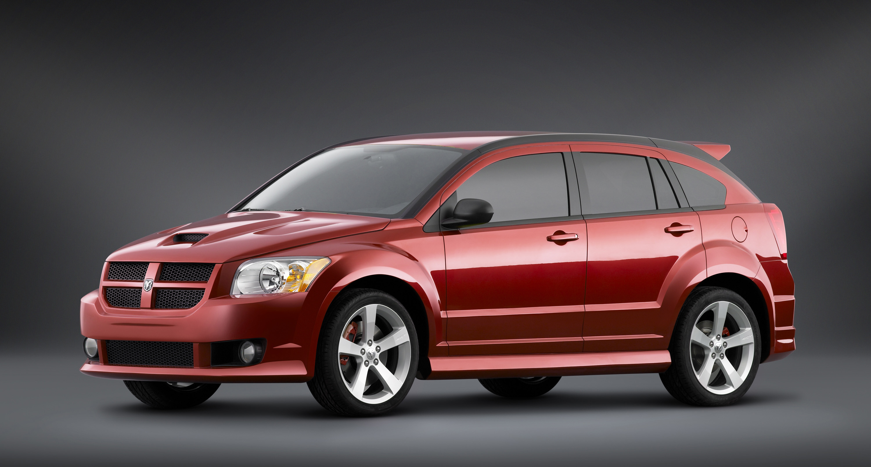 2007 Dodge Caliber SRT4 | Top Speed. »