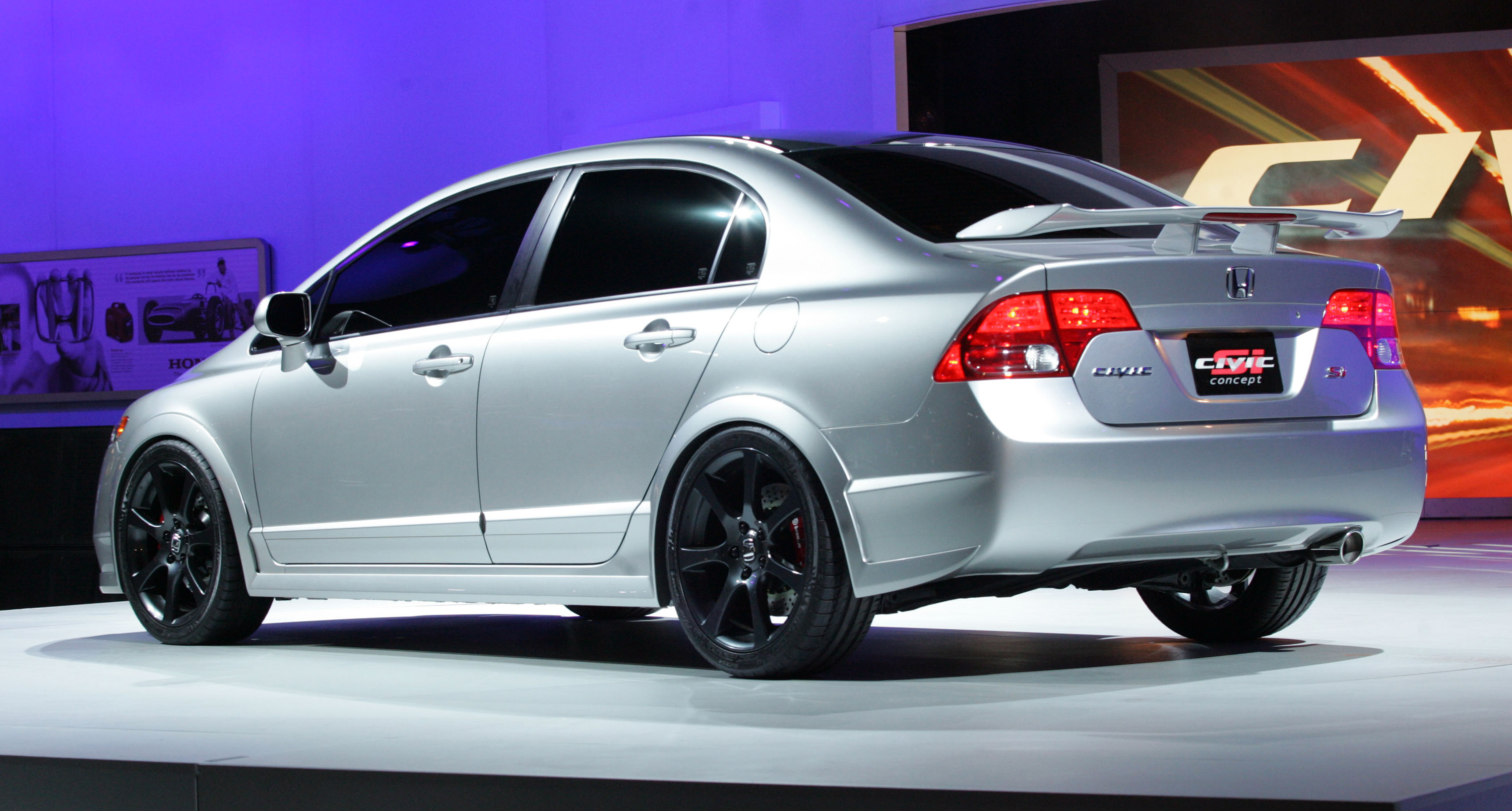 2007 Honda Civic SI Review - Top Speed