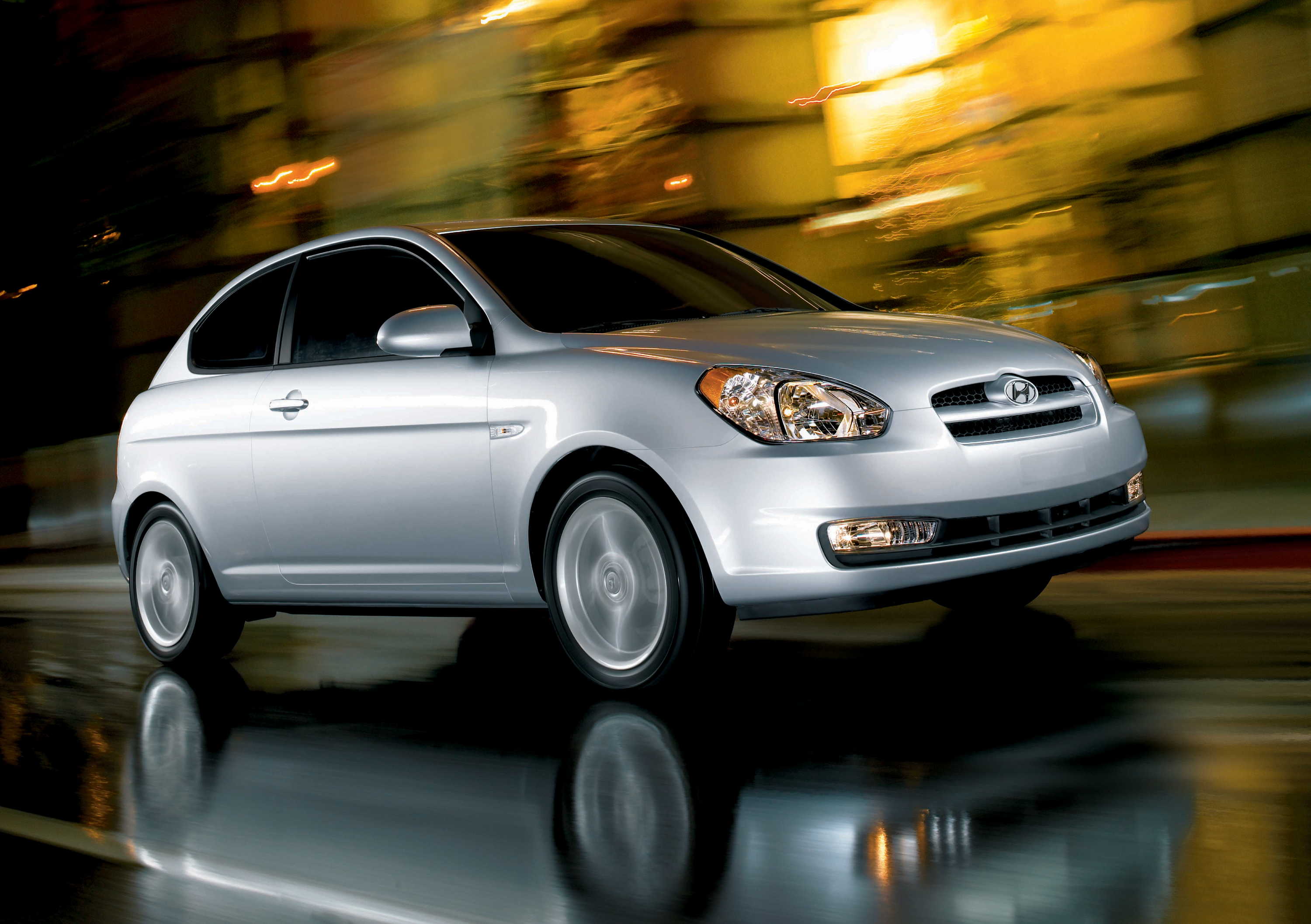 Hyundai Accent Mpg >> 2007 Hyndai Accent GS And SE | Top Speed