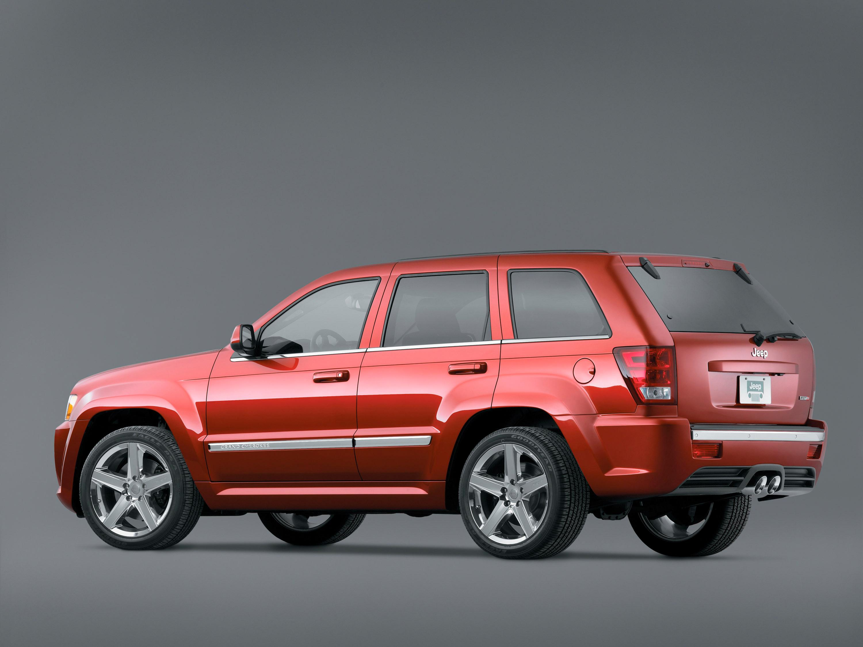 2007 Jeep Grand Cherokee SRT8 | Top Speed. »
