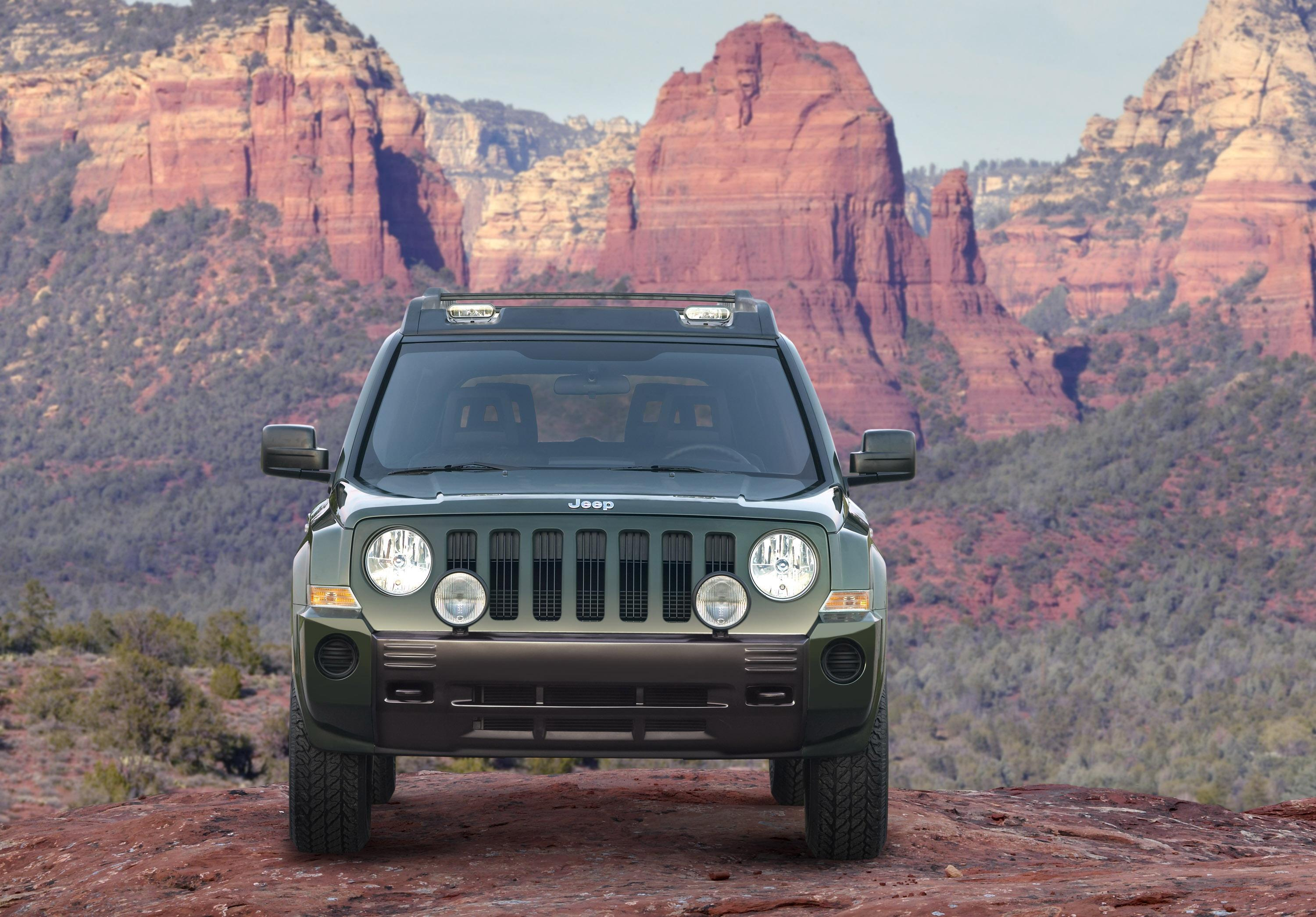 2007 jeep patriot review gallery top speed. Black Bedroom Furniture Sets. Home Design Ideas