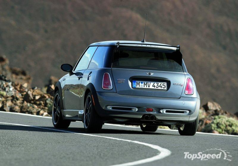 2007 mini cooper s gp picture 41543 car review top speed. Black Bedroom Furniture Sets. Home Design Ideas