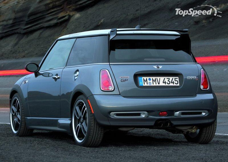 2007 mini cooper s gp picture 41537 car review top speed. Black Bedroom Furniture Sets. Home Design Ideas