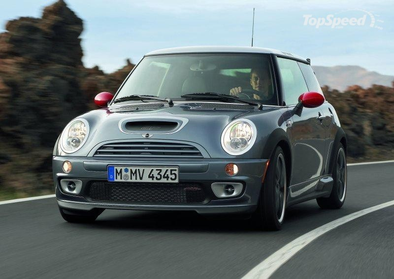 2007 mini cooper s gp picture 41541 car review top speed. Black Bedroom Furniture Sets. Home Design Ideas