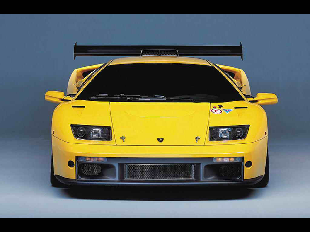 1999 1999 Lamborghini Diablo Gtr Top Speed