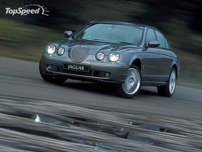 2003 jaguar s type r picture 48232 car review top speed. Black Bedroom Furniture Sets. Home Design Ideas