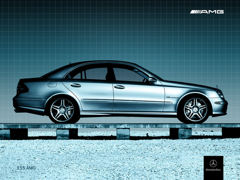 2003 - 2006 Mercedes E55 AMG | Top Speed
