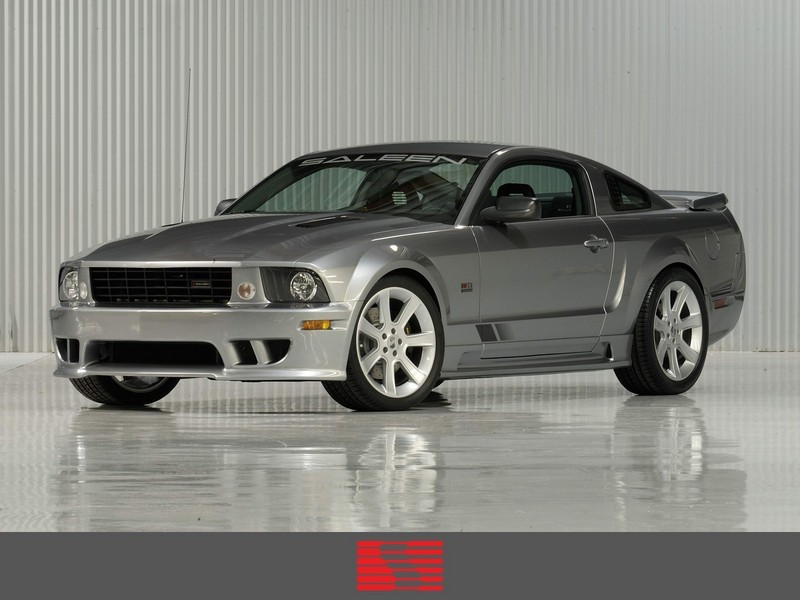 Saleen Mustang Reviews Specs Prices Photos And Videos Top Speed