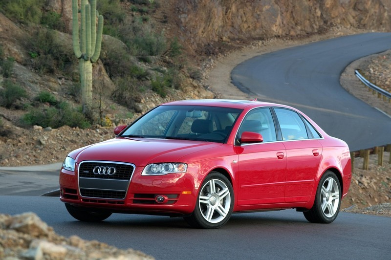 Audi A Top Speed - Audi a4 2006