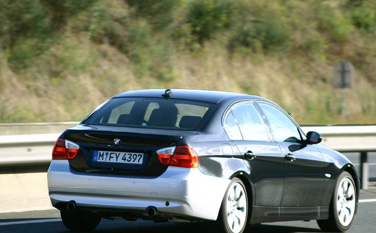 BMW I For Those Who Cant Wait For The M News Top Speed - 2006 bmw 335i