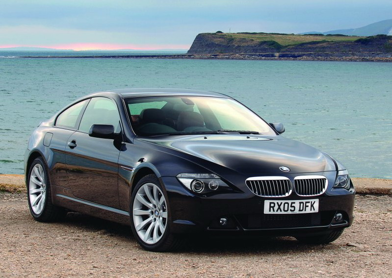 BMW Series Review Top Speed - Bmw 645ci horsepower