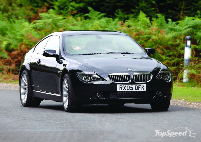 2006 bmw 6 series picture 49388 car review top speed. Black Bedroom Furniture Sets. Home Design Ideas