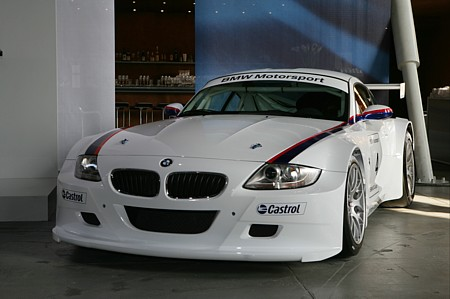 2006 BMW Z4 M Racing Version Review - Top Speed