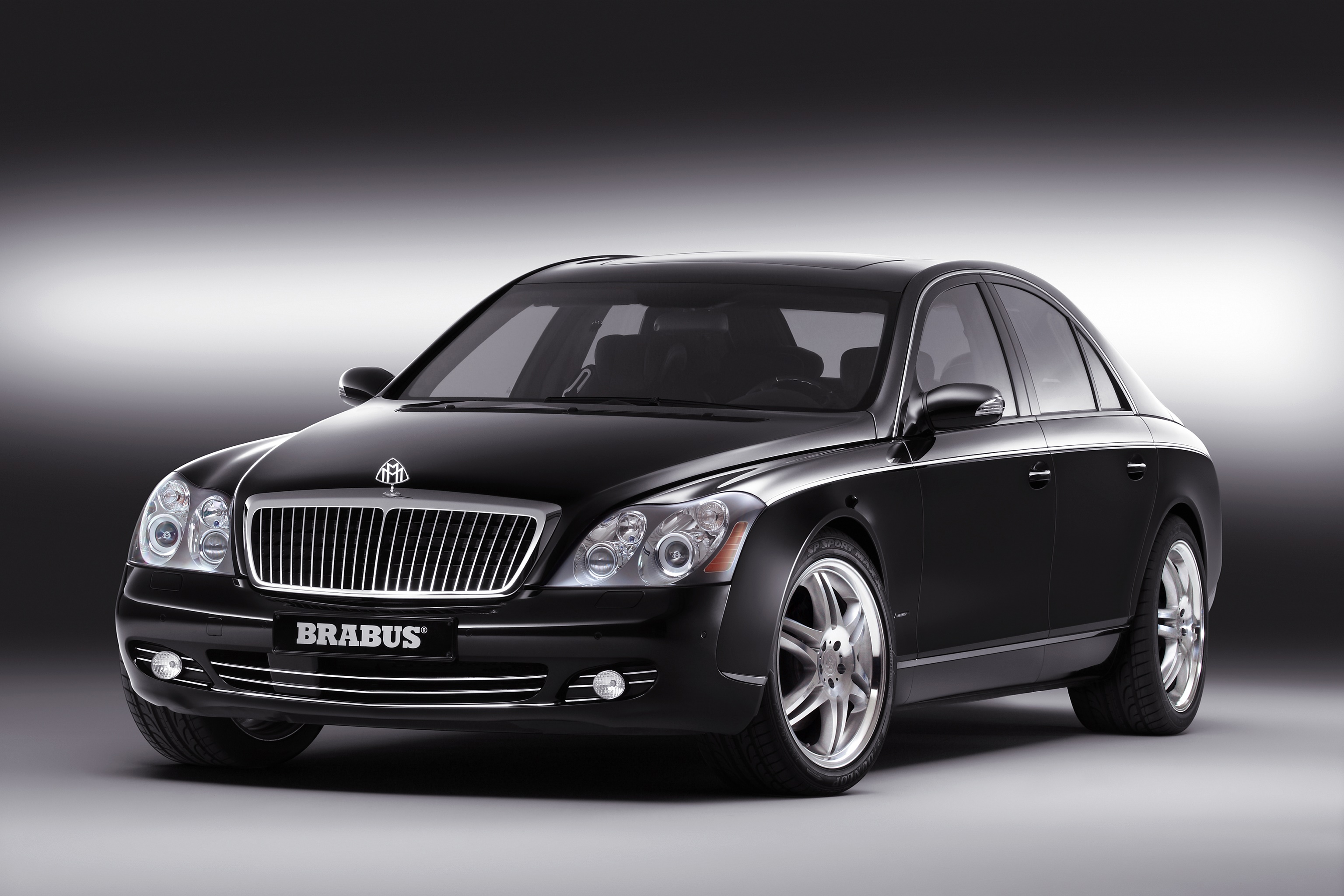 2006 Brabus Maybach Top Speed