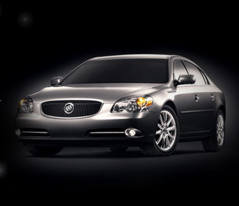 Buick Full Size Car: 2006 Buick Lucerne