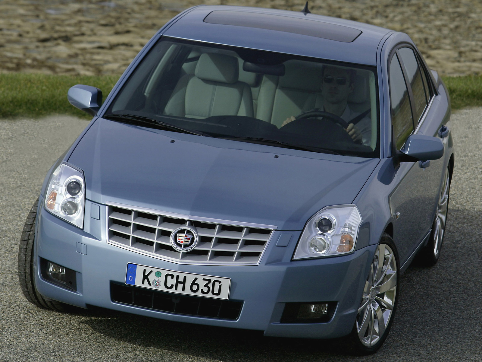 2006 Cadillac Bls Review Top Speed