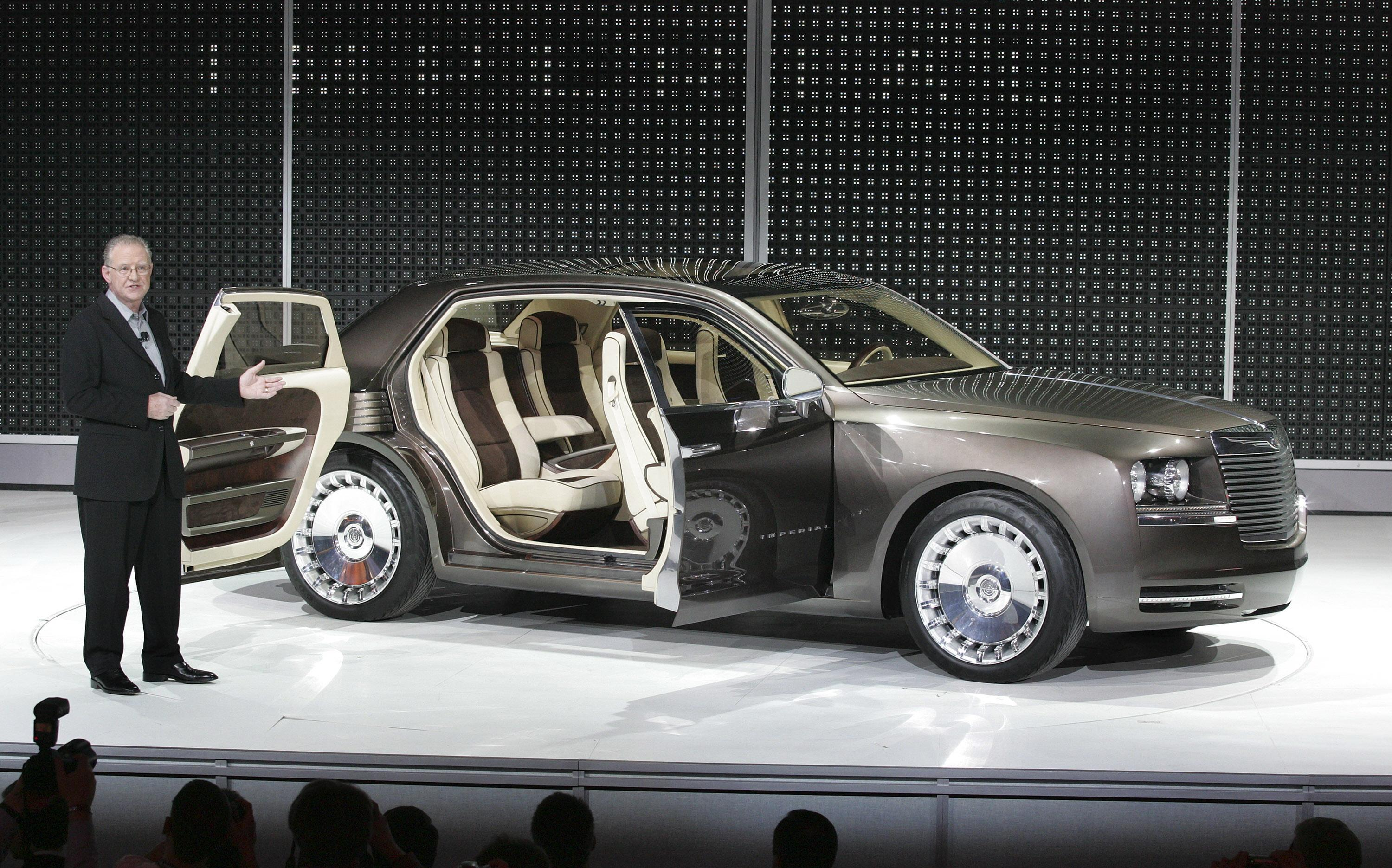 2006 Chrysler Imperial Concept | Top Speed