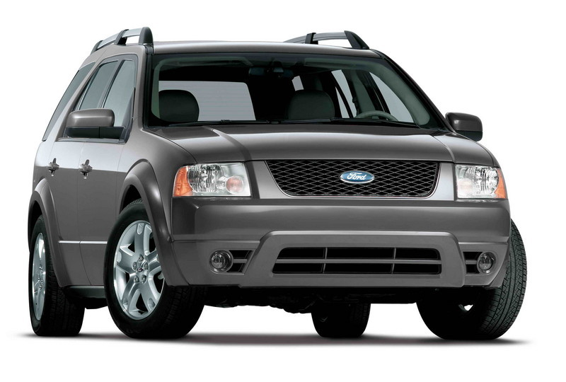 Cars With Third Row Seating >> 2006 Ford Freestyle | Top Speed
