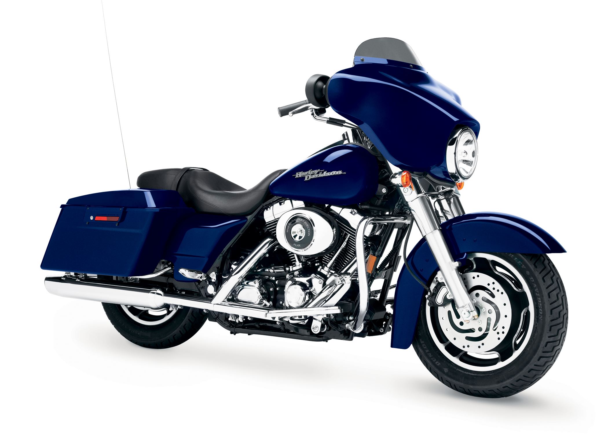 2006 harley-davidson flhx/i street glide review - gallery - top speed