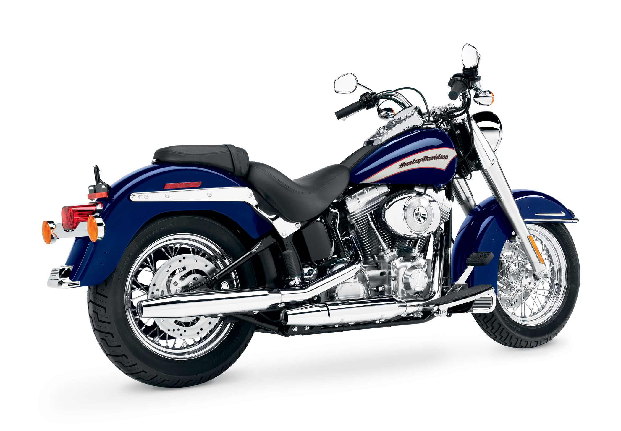 2006 Harley-Davidson FLST/I Heritage Softail | Top Speed