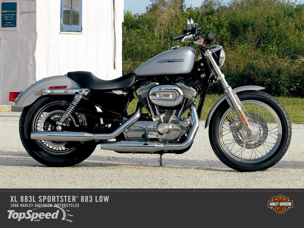 2006 harley davidson xl 883 sportster 883 low picture 44251 motorcycle review top speed. Black Bedroom Furniture Sets. Home Design Ideas