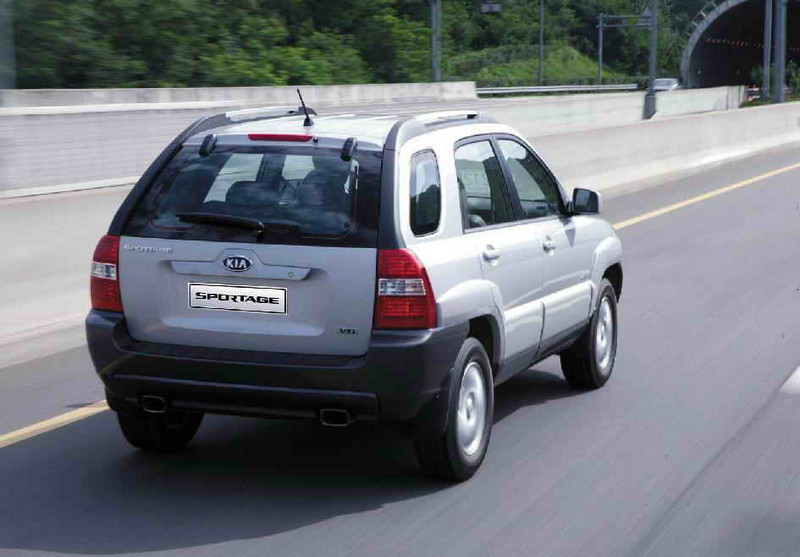 Captivating Following A Nearly Three Year Absence From The Marketplace, The Kia Sportage  Returned In 2005 To Rave Reviews. For 2006, The Kia Sportage Will Continue  To ...