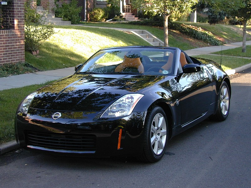 2006 Nissan 350z Roadster Review Top Speed