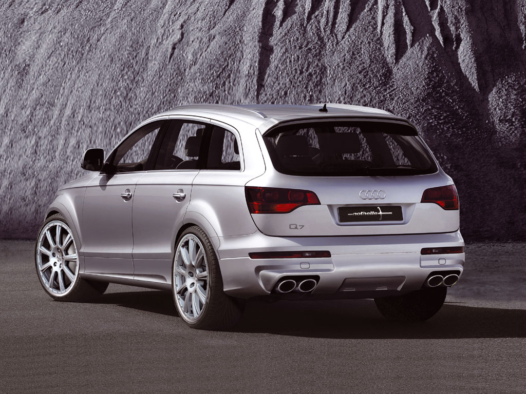 2006 nothelle audi q7 gallery 49343 top speed. Black Bedroom Furniture Sets. Home Design Ideas