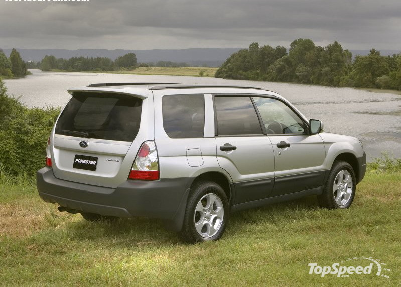 2006 subaru forester x weekender special edition picture. Black Bedroom Furniture Sets. Home Design Ideas
