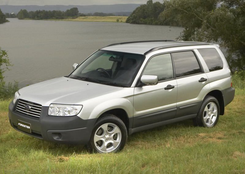 2006 Subaru Forester X Weekender Special Edition | Top Speed