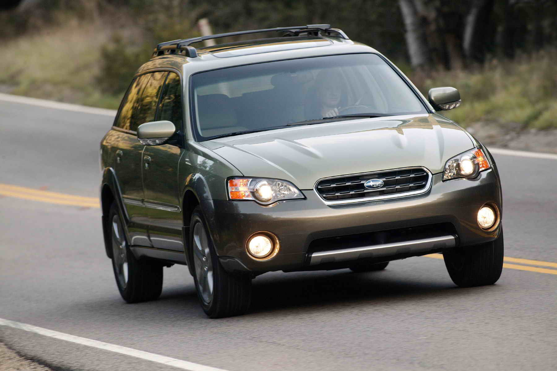 2006 subaru outback review gallery top speed. Black Bedroom Furniture Sets. Home Design Ideas