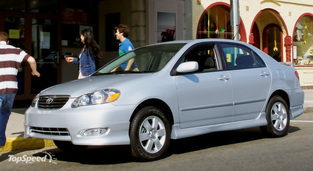 2006 toyota corolla picture 44015 car review top speed. Black Bedroom Furniture Sets. Home Design Ideas