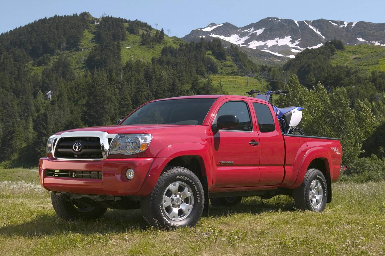 2006 Toyota Tacoma | Top Speed. »