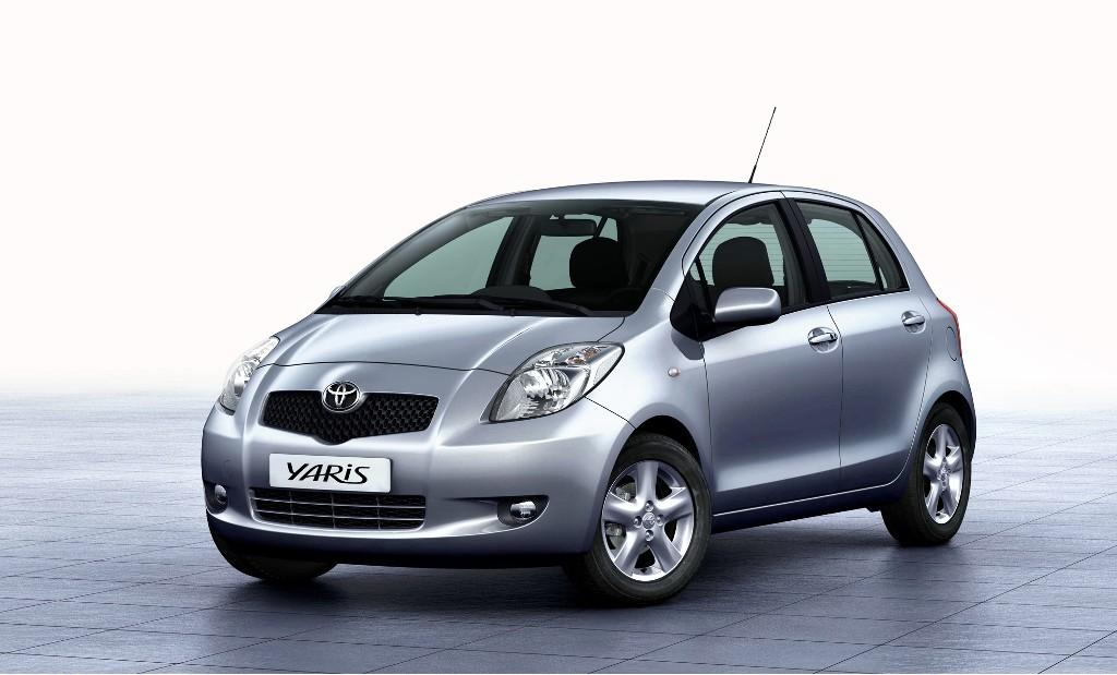 2006 toyota yaris review - top speed