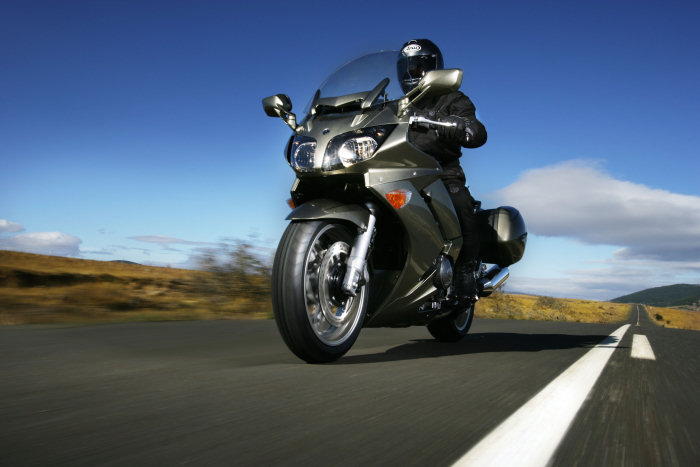 Yamaha Fjr Ae Top Speed