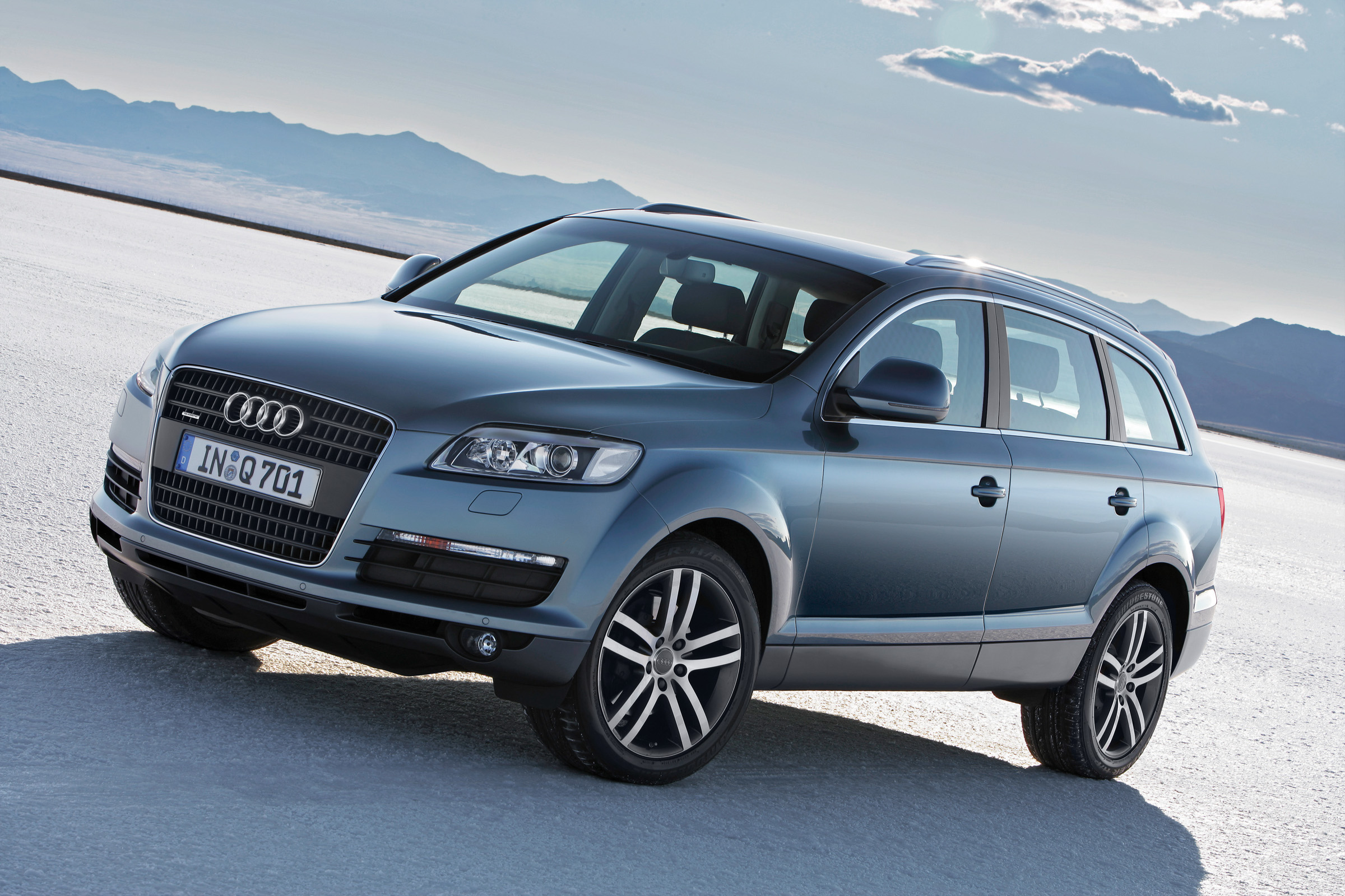 2007 audi q7 gallery 45049 top speed. Black Bedroom Furniture Sets. Home Design Ideas