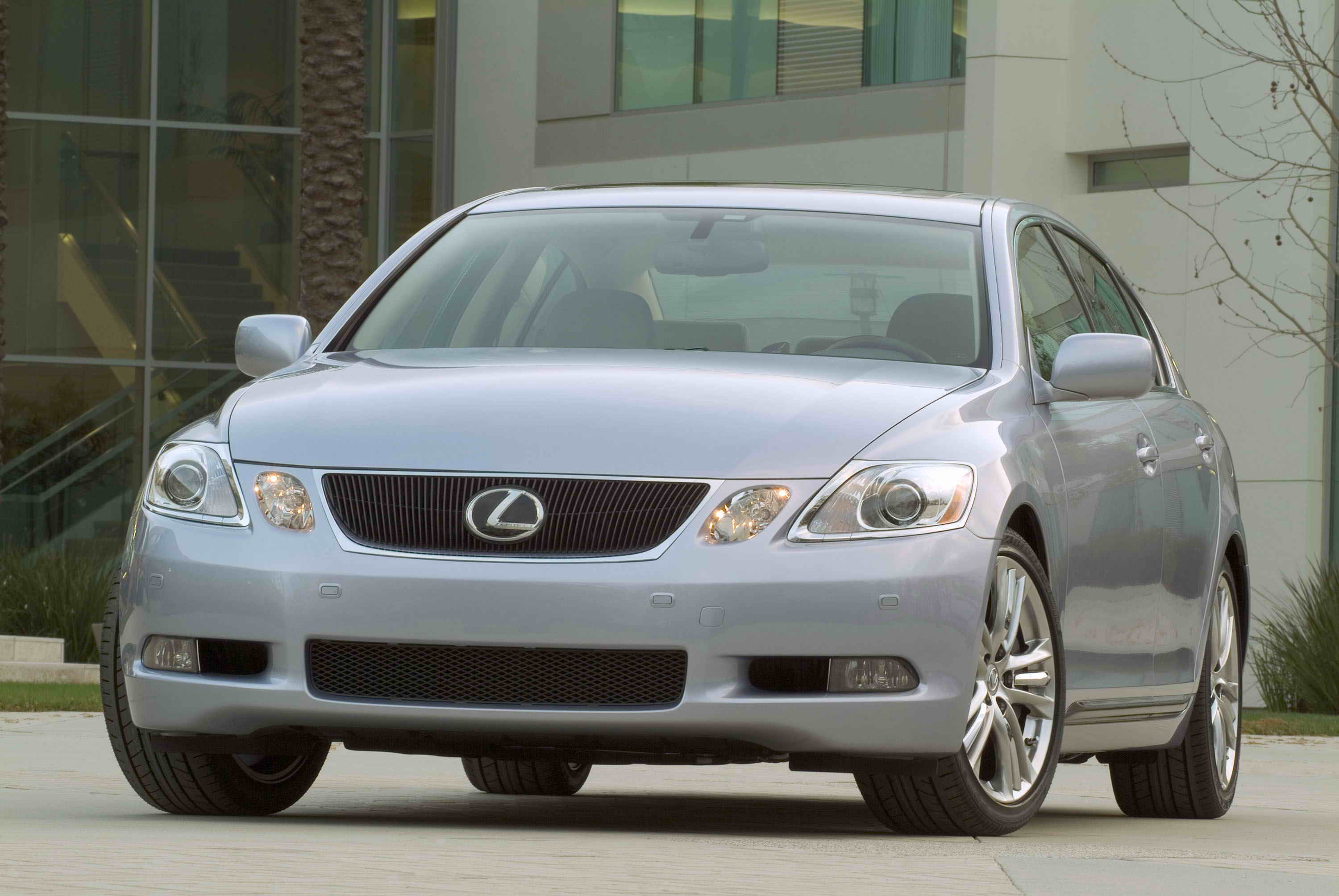 2007 lexus gs 450h full hybrid technology pictures photos wallpapers top speed. Black Bedroom Furniture Sets. Home Design Ideas