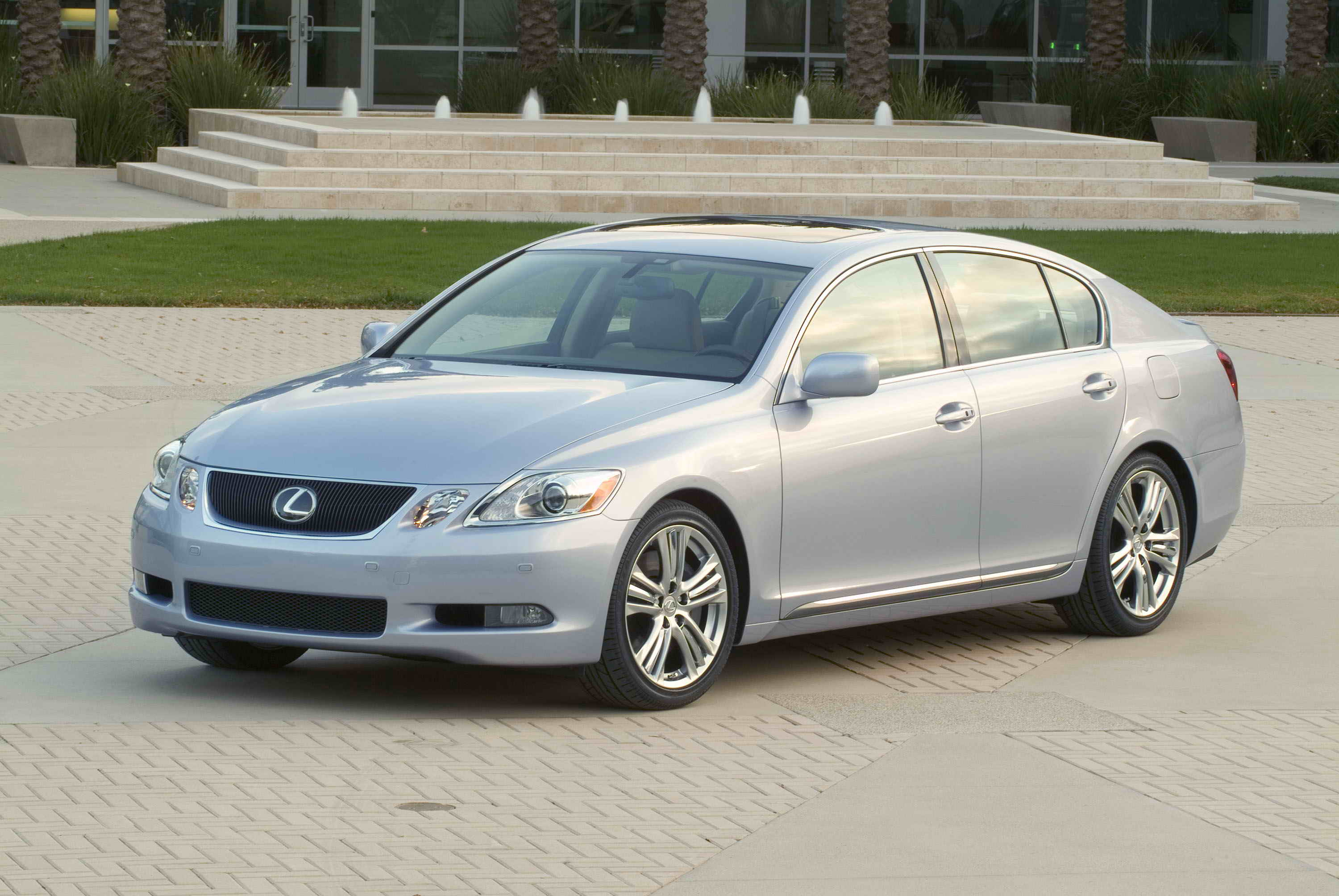 2007 lexus gs 450h full hybrid technology news top speed. Black Bedroom Furniture Sets. Home Design Ideas
