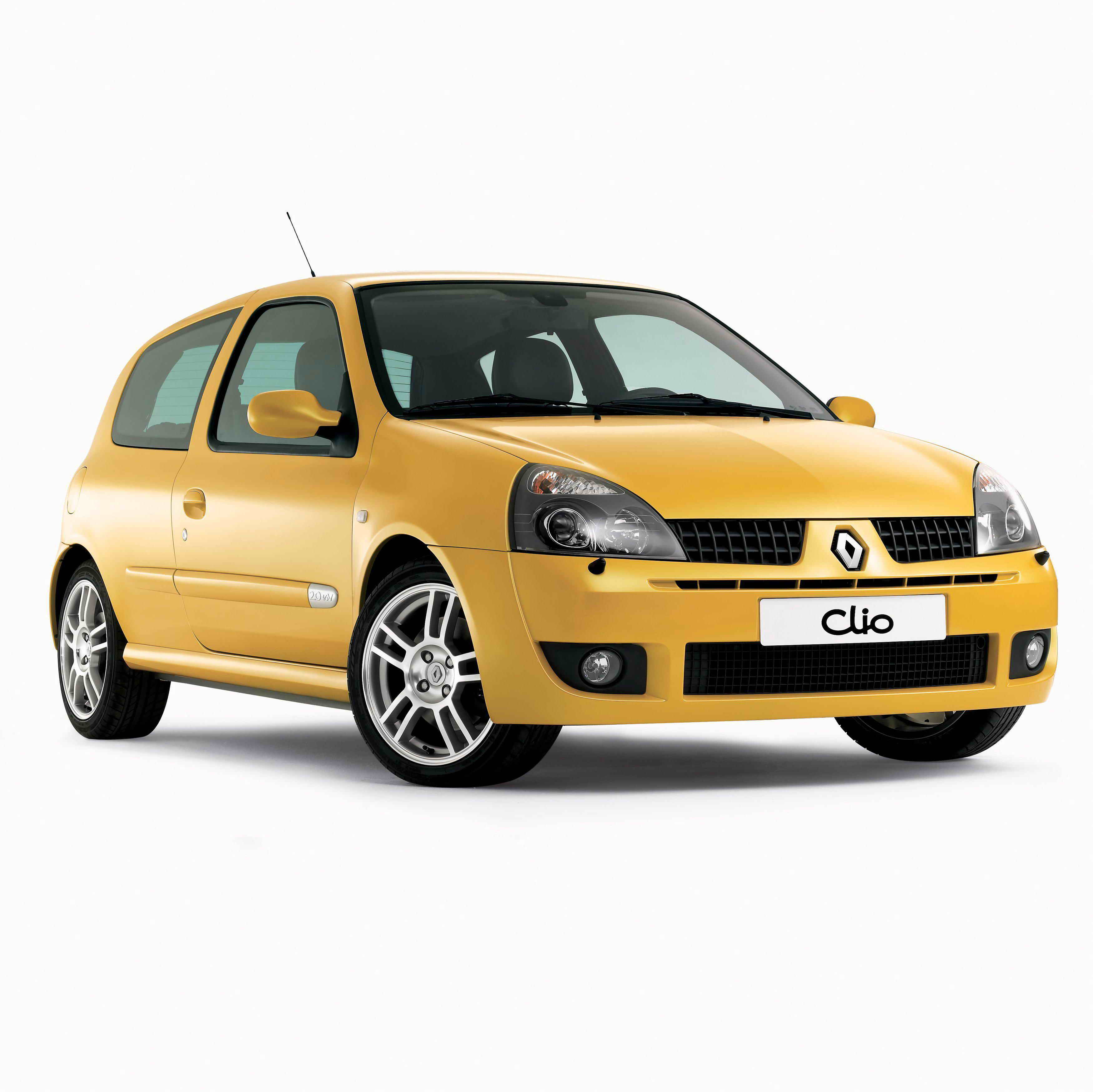 Clio Sport: 2007 Renault Clio Rs Gallery 43476