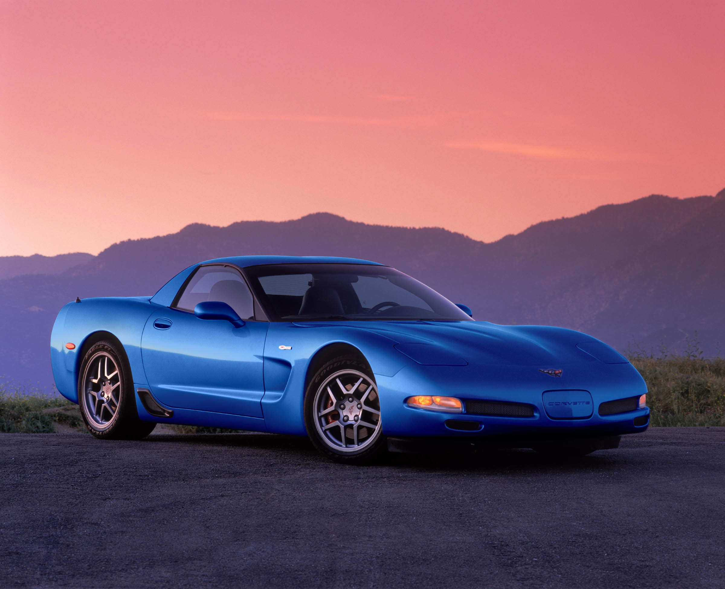 2001 - 2004 Chevrolet Corvette Z06 (C5) | Top Speed