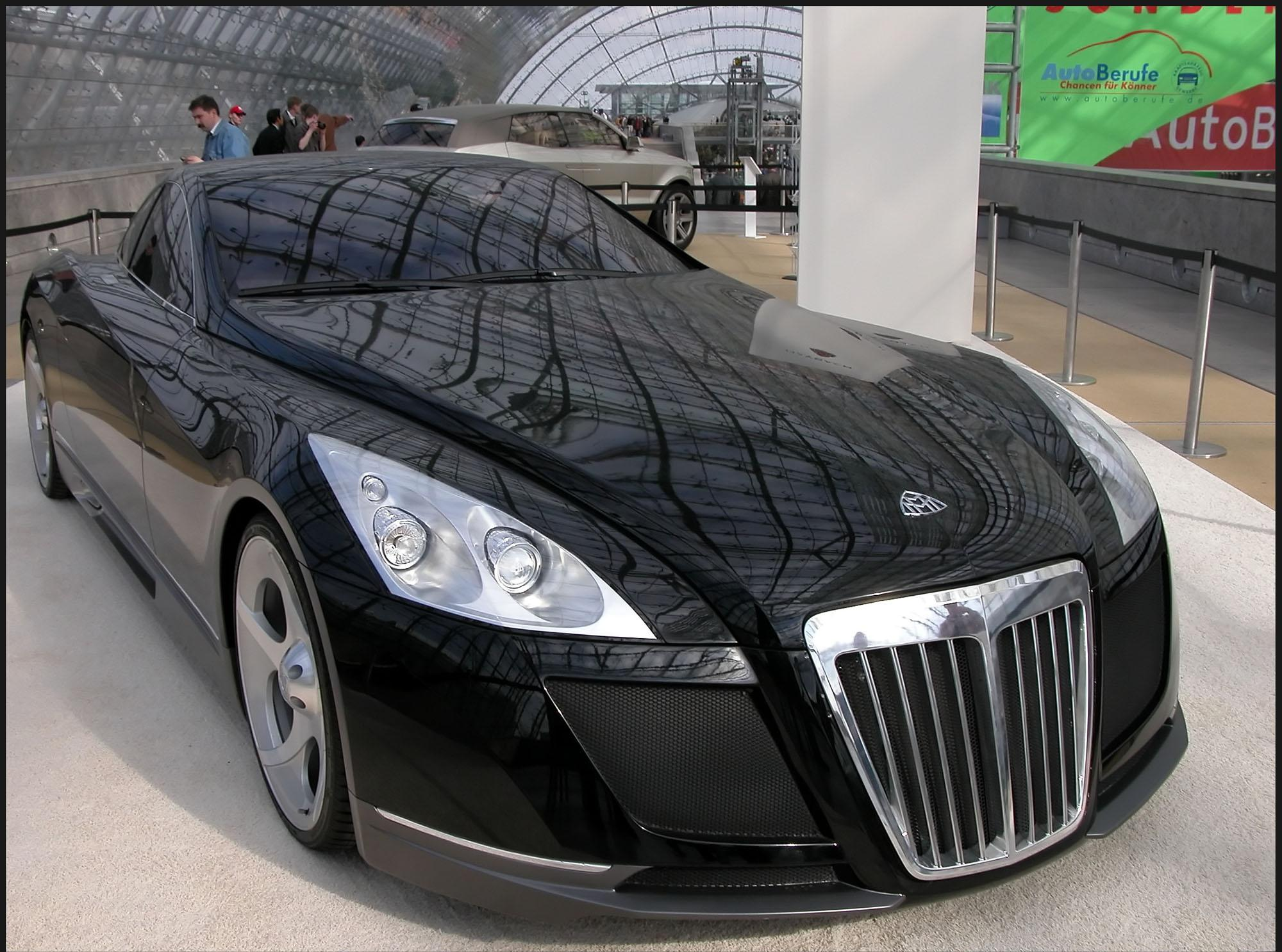 2005 Maybach Exelero | Top Speed