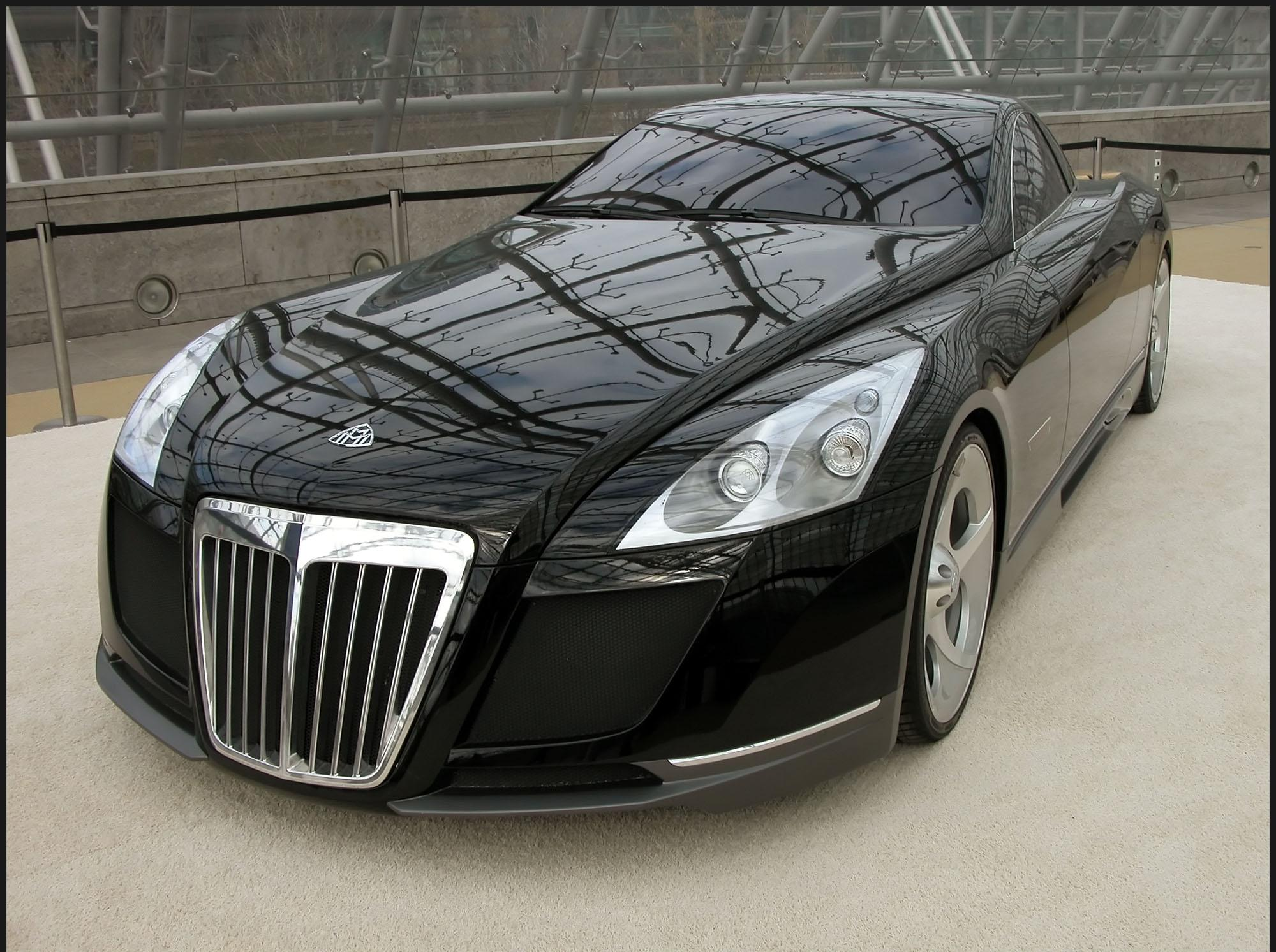 2005 Maybach Exelero Gallery 51306 | Top Speed