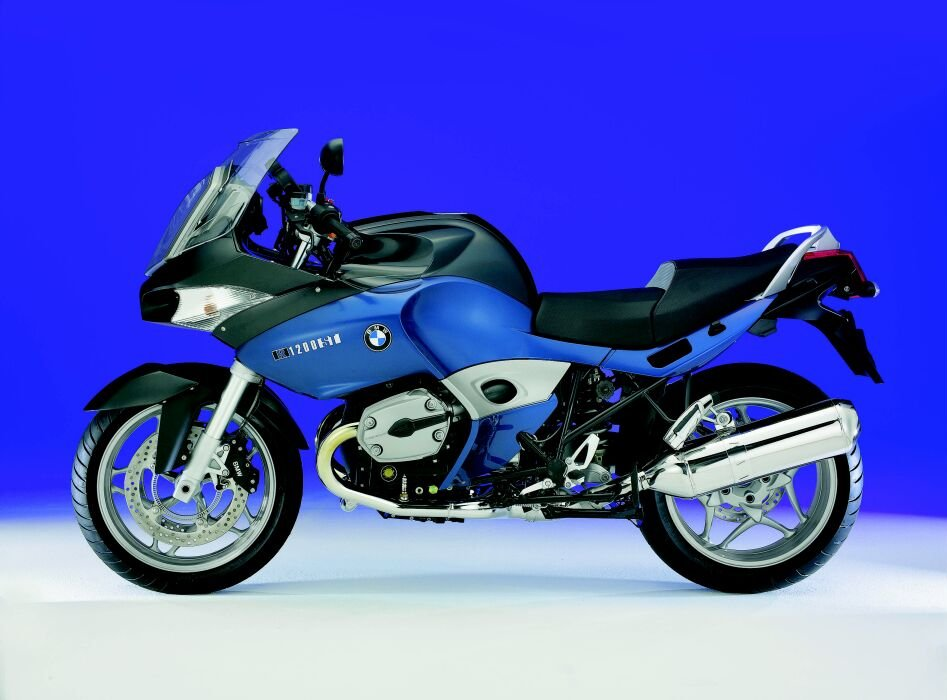 2006 Bmw R 1200 St Review Top Speed