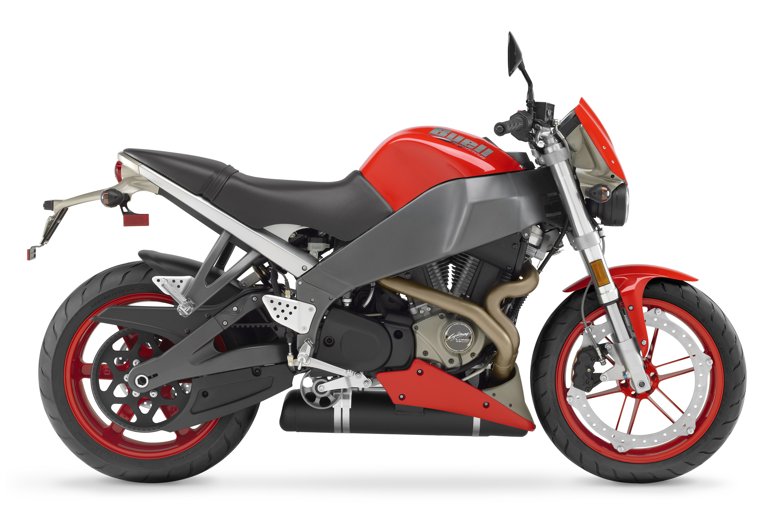 2006 Buell Lightning XB12S - Picture 52191   motorcycle