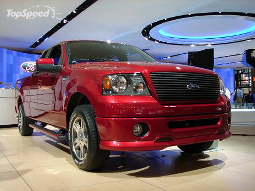 2006 ford f150 fx2 picture 53274 car review top speed. Black Bedroom Furniture Sets. Home Design Ideas
