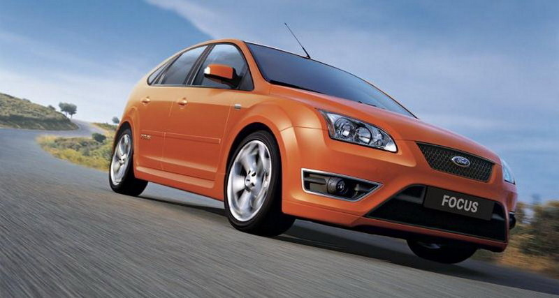 2006 Ford Focus Xr5 Top Speed