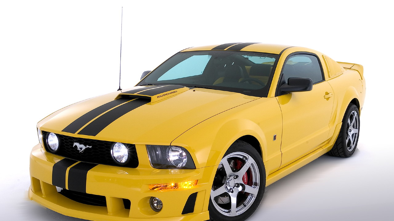 2006 ford mustang stage 3 roush top speed. Black Bedroom Furniture Sets. Home Design Ideas