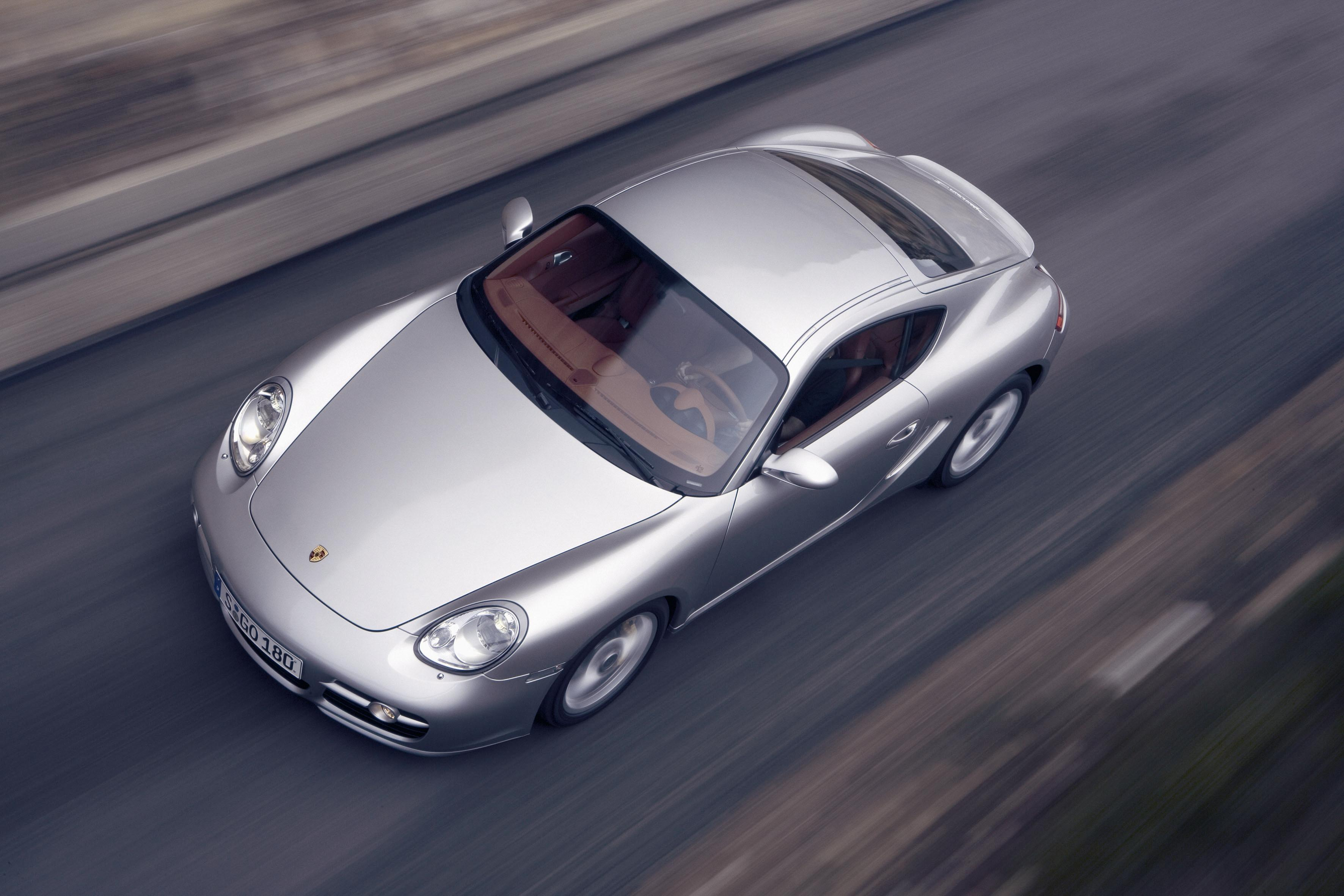2006 Porsche Cayman S Top Speed
